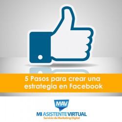 Estrategia en Facebook