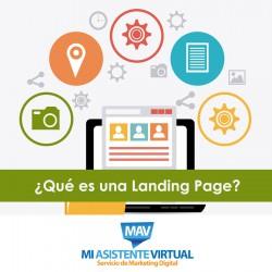 una Landing Page