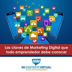 Las claves del marketing digital